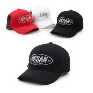 AgréAble Unisexe Hommes Femmes Teamlife Urban 14 U-14 Casquette De Baseball Réglable Trucker Hats-afficher Le Titre D'origine Pure Blancheur