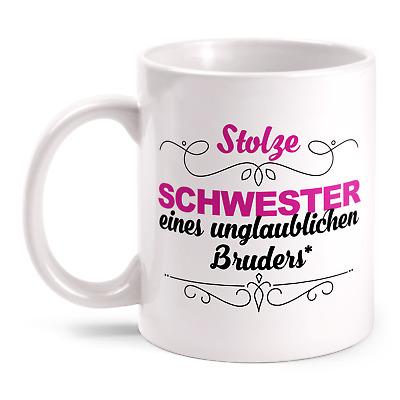 Schwester bruder spruch und Bruder&Schwester Café