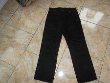 J1965 Wrangler 10MWZ Jeans W34 L30 Schwarz Sehr gut
