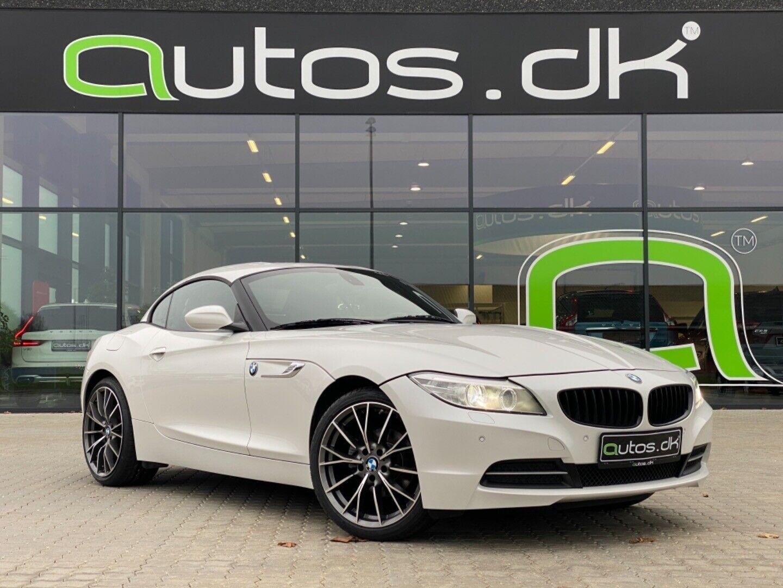 BMW Z4 2,0 sDrive20i Roadster aut. 2d - 2.995 kr.