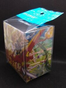 Pokemon-Center-Japan-Ultra-necrozma-VS-Charizard-Card-Deck-Case-Box