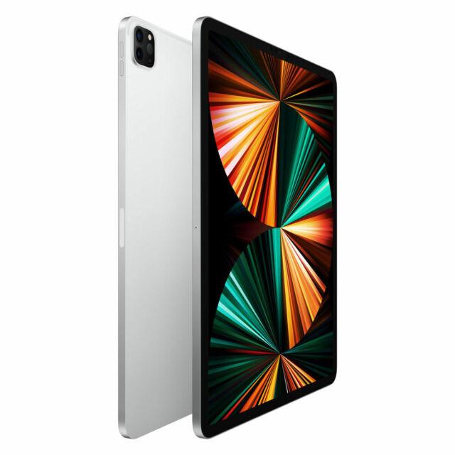 APPLE iPad Pro 12.9 Wi-Fi (2021), Tablet, 256 GB, 12,9 Zoll, Silber