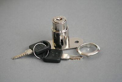 10 Pcs Push Plunger Locks For Sliding Doors Chrome N506 12