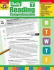 Daily Reading Comprenesion Grade 3 by Paperback Book English Shippin