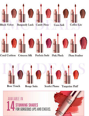 Lakme 9 to 5 Weightless Matte Mousse Lip & Cheek Colour