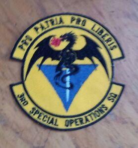 USAF-Parche-3RD-Especial-Operations-Escuadron-Aleman-Hecho