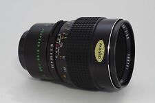 Auto Sears Macro 55mm f/2.8 Lens with Adapter Ring for 1:1, Pentax M42 Mount
