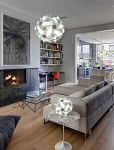 Illuminazione casa lampadario design moderno 50cm 2 for Casa design moderno