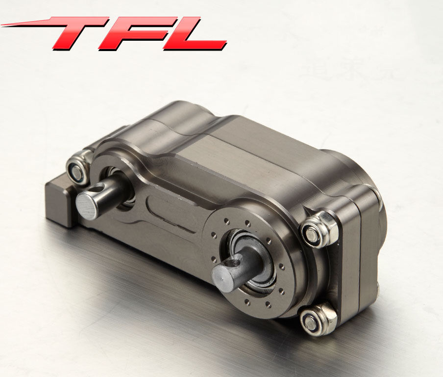 TFL Transfer Case for 1/10 RC Vehicle/ T-10 Pro/D90 Crawler Assembly AXIAL SCX10