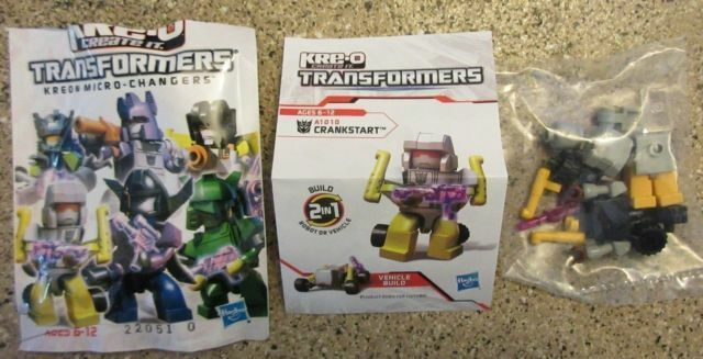 Kre-O Transformers Micro Changers Bling Bags Collection 3 3