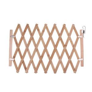 Protector-de-escalera-puerta-Perro-Para-Mascota-protectores-de-barrera-portatil-de-madera-de