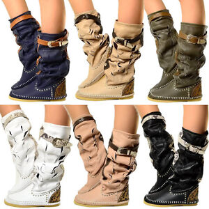 Indian,Bottes,Cuir,Ibiza,Bottines,MADE,IN,ITALY,