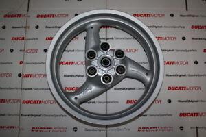 Jante Arrière Original pour Ducati Ss 620-800 Monster 620/800 Code 50220471A