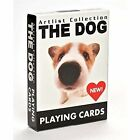 Bicycle The Dog Artlist Collection Playing Cards