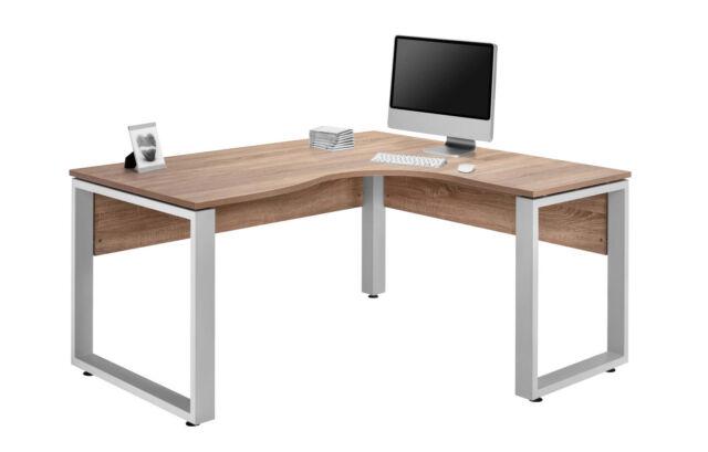 Eckcomputertisch Eckschreibtisch Schreibtisch Bürotisch Günstig