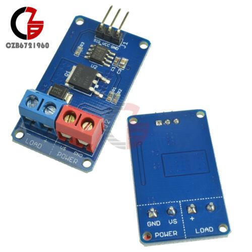 3.3V//5V High Current MOSFET Switch Module DC Fan Motor LED Strip Driver Step