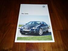 VW Jetta Prospekt 06/2009