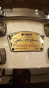"Yamaha John ""JR"" ROBINSON  Signature SNARE DRUM"