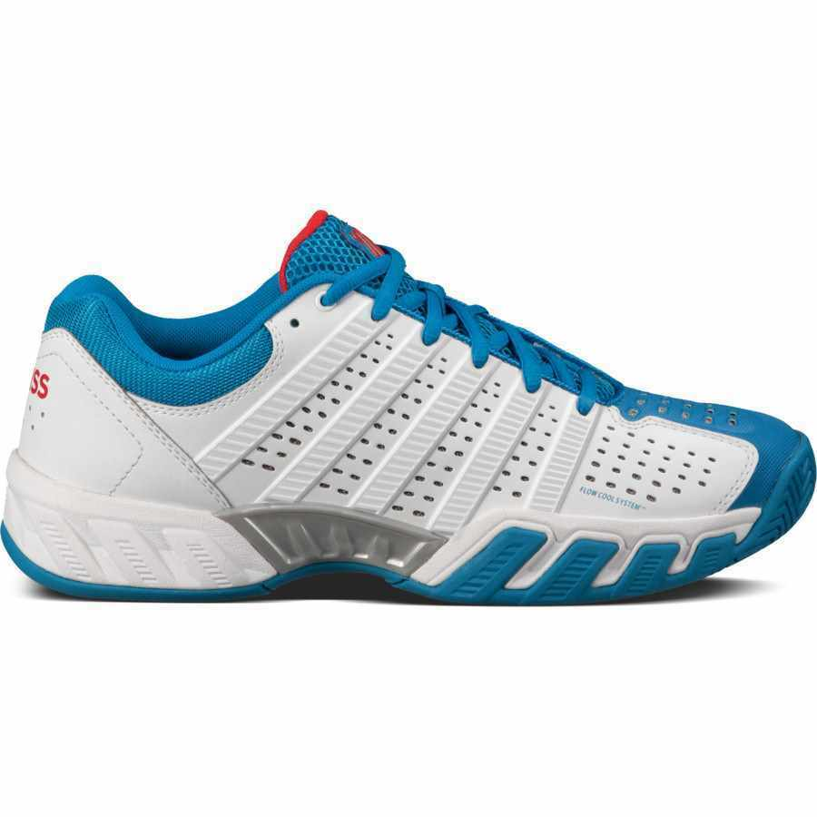 K-Swiss Bigshot Light 2.5 Mens Tennis schuhe (D) (175)  + Free Aus Delivery
