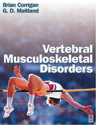 1 of 1 - Vertebral Musculoskeletal Disorders-ExLibrary
