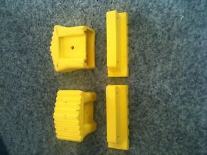 Bailey-PRO-170-KG-Aluminium-Platform-Ladder-Feet-Kit
