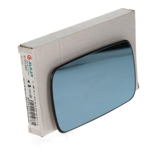 Spiegelglas Außenspiegel 6401485 ALKAR links//rechts plan blau BMW E36 E46 E30