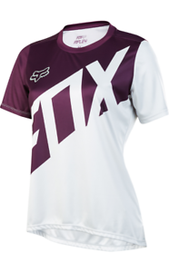 Fox Racing Womens Ripley s s Jersey Plum