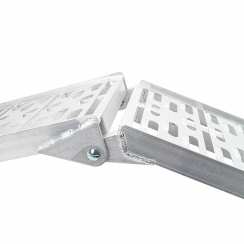 Plate Surface Finger-Style Lip Black Widow AFP-9012-2 Dual Runner ATV Ramp