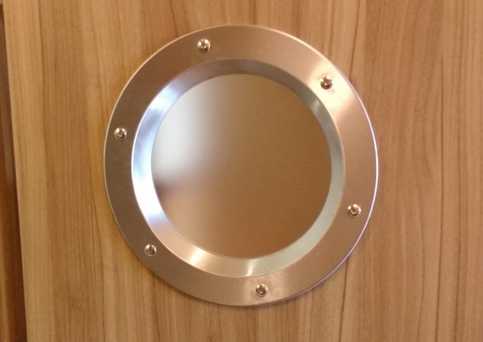 Ojo de buey para puertas Phi 350 Mm Nuevo.