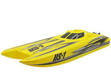 RC Rennboot Speedboot US1 V2 Brushless 60km/h 4S Lipo 68cm 2,4 GHz NEU