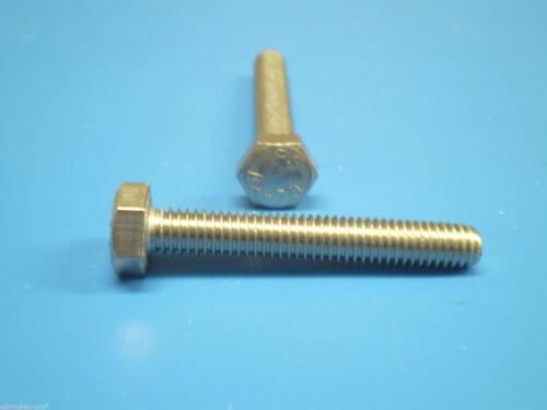 600 Edelstahl Schrauben Muttern Set V2A DIN 933 M4//M5//M6//M8 MIX