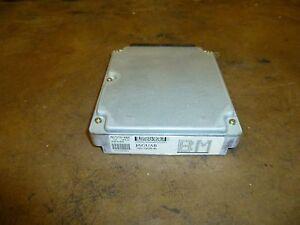 2001-2002-03-2008 JAGUAR X TYPE V6 3.0 ENGINE COMPUTER MODULE ECM 4X43-10K975-BC