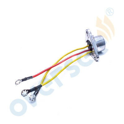 Johnson Evinrude Outboard motor 70 hp 75 hp voltage regulator rectifier 3 wire