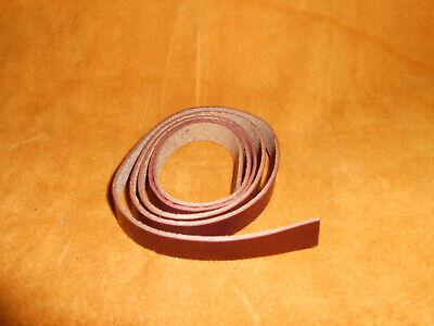 "Saddle String 1//2/"" 1.3 cm 48/"" Black Tandy Leather 5008-13"