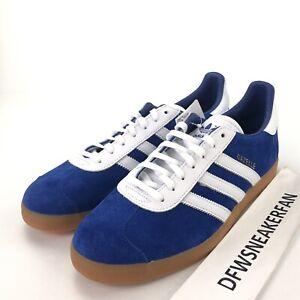 Details White B3794 Cloud Originals Men's 9 about Adidas Collegiate Gazelle New Royal Shoes yPN0vwm8nO