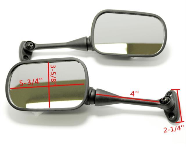 Ersatz Rückspiegel Links-Rechts für Honda CBR 600 RR 2003-2011