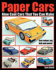 Paper Cars by Sam Atwal (Paperback / softback)