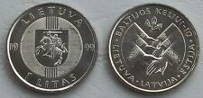 Litauen / Lithuania 1 Litas 1999 p117 unz.