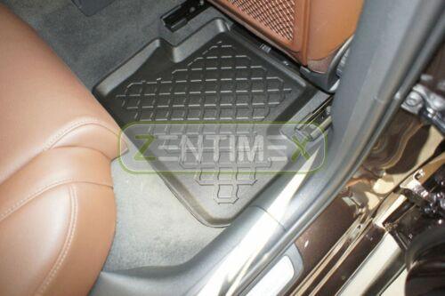 Design-3D-TPE-Gummifußmatten für Audi A4 2WD Frontantrieb B8 8K5 Avant Kombi 538