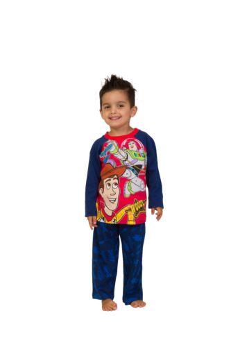 Disney Pyjamas Toy Story Pyjamas Buzz and Woody  PJ 2 to 5 Years Red