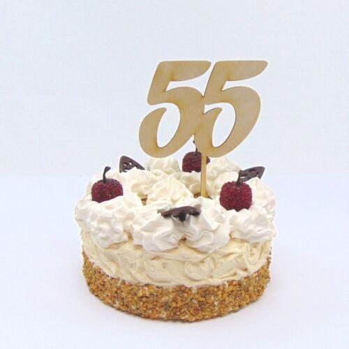 Tortenstecker Zahlen 0 1 2 3 4 5 6 7 8 9 10 20 usw. Geburtstagszahlen für Torte