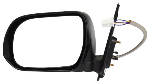 NEW DOOR MIRROR ELECTRIC CHROME W//IND for TOYOTA HILUX SR5 9//2011-6//2015 LEFT LH
