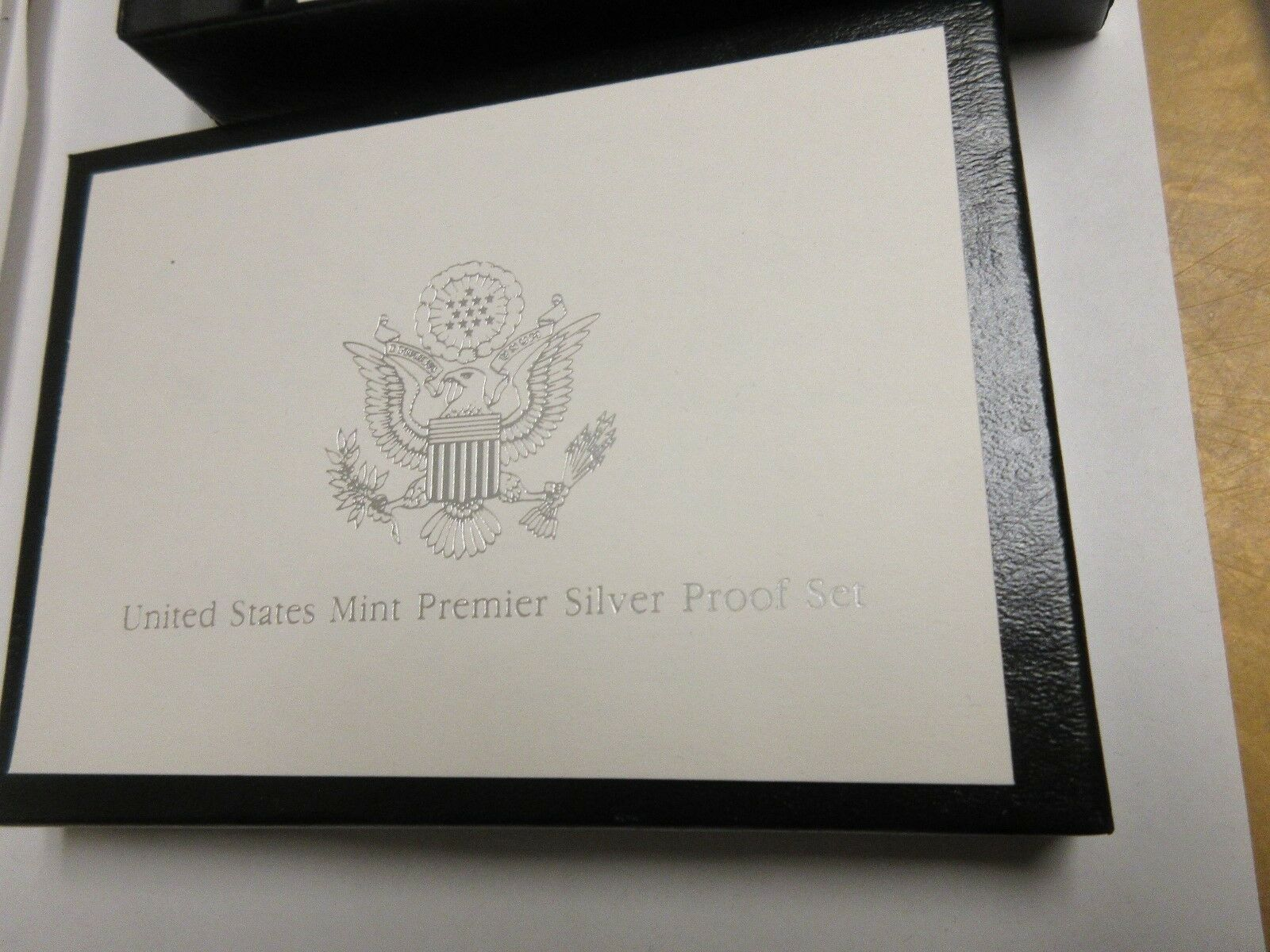 1996 United States Mint Premier Silver Proof Set Lot of