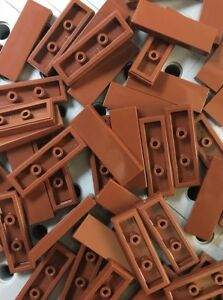 Lego 1x3 Tan Tiles Smooth Finishing Flat Modular Buildings New 50 Pcs