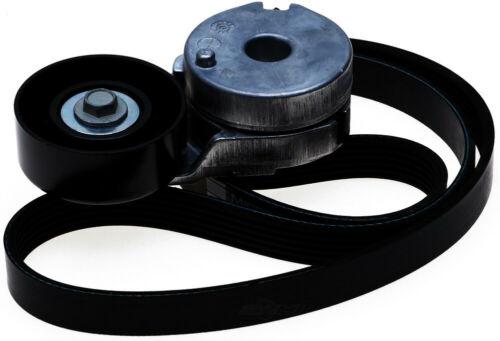 Serpentine Belt Drive Component Kit ACDelco Pro fits 07-12 Nissan Sentra 2.0L-L4
