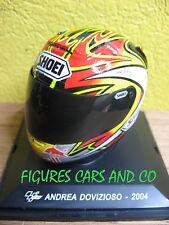 MOTO GP 1/5 CASQUE ANDREA DOVIZIOSO 2004 CASCOS HELMET