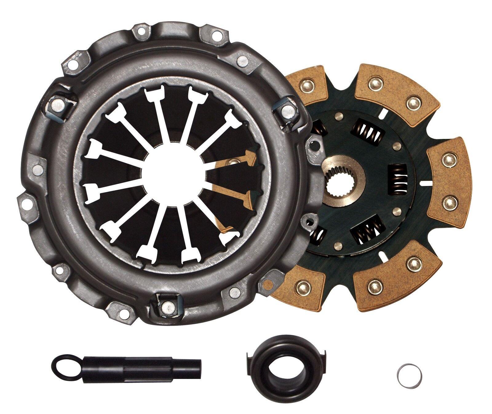 Porsche Boxster Engine Rattle: QSC Stage 3 Clutch Kit RSX Type-S Civic Si K20 2.0L IVTEC