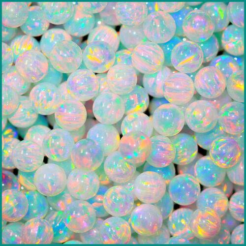 balas//spheren Sintéticos gilson ópalos para boro 3 a 6 mm, variantes de color