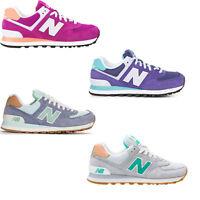 New Balance WL574CPI WL574CPH WL574BCC WL574BCB Neu Größe+Farbe wählbar Sneaker