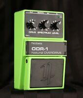 NOBELS ODR-1 Green Natural Overdrive - THE Legendary OD Pedal - BACK IN STOCK!